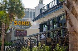 Soho Cafe & Bar
