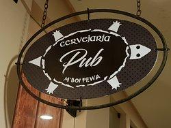 Cervejaria M'boi Pewa Pub