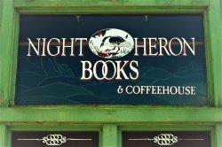 Night Heron Books & Coffeehouse