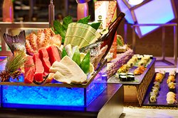 盛宴标帜餐厅,哈尔滨香坊永泰喜来登酒店
