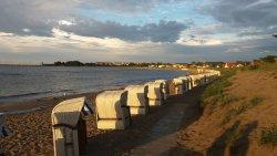 Der Glower Strand