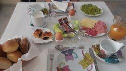 Una colazione super