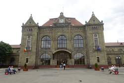 Arad Central Railway Station