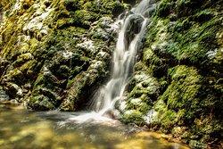 Chantara Waterfall