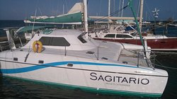 ‪Sagitario Private Catamaran‬