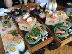 Japanese Afternoon Tea