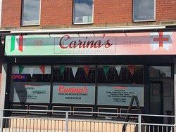 Carinas Italian Restaurant