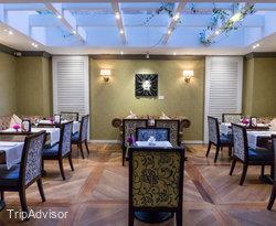 Breakfast Room at the Sofitel Bogota Victoria Regia