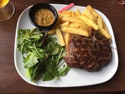 Gorgeous steaks!