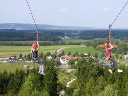 Wildfreizeitpark & Waldseilgarten Oberreith