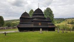 Orthodox church in Równi