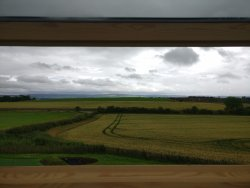 A gem in East Lothian with stunning views