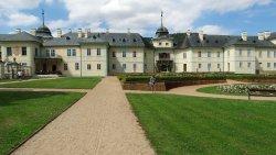 Nádherný zámek Manětín