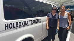 Holboxha Transfer attending our friend Maisa Feghali who visited the beautiful island of Holbox!