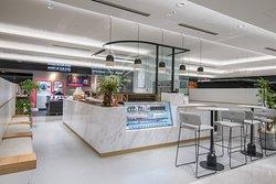 ELLE Café Ginza Six
