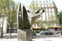 Statue d'Arthur Rimbaud