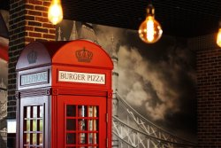 LONDON by Burger Pizza
