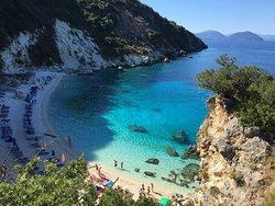 Agiofilli Beach