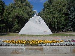 Shevchenko Monument by Kavaleridze