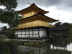 Gouden Paviljoen (Kinkaku-ji)