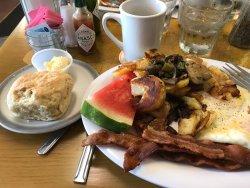 Fab Breakfast with Friends