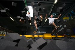 Jumpsquare Amsterdam