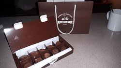 Georgetown Herittage Chocolate
