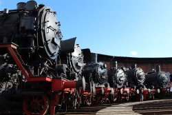 Sächsisches Eisenbahnmuseum Chemnitz-Hilbersdorf