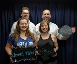 Record Holders for The Jewel Thief