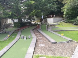Cheddar Crazy Golf