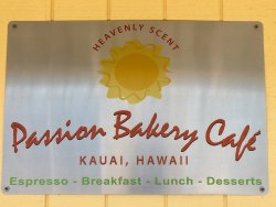 Passion Bakery Cafe