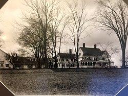 Inn at Woodstock Hill - old photo