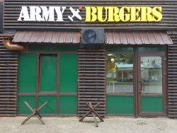 Army Burgers