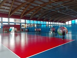 Bubble Football by Bumper Ball Experiences