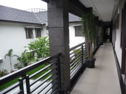 A lively area while you stay in Bandung