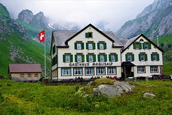 Berggasthaus Meglisalp