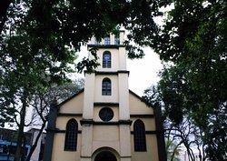 Capela Nossa Senhora do Rosario dos Homens Pretos
