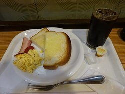 時々朝食で利用