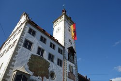 Rathaus Wurzburg.