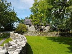 Penarth Fawr Medieval House