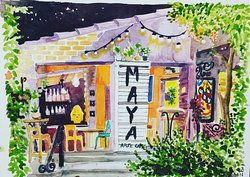Maya Art e Cafe