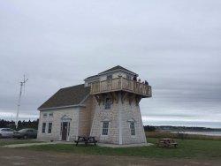 Church Point Lighthouse (Le Phare d'la Pointe)