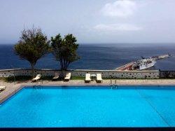 Super hotel met prachtig uitzicht