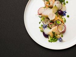 Restaurant Gourmand Aux Jardins des Delices