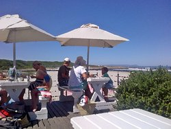 Lunch crowd Milkwood