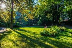 Jardin de la Rhônelle