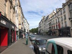 Rue du Faubourg Saint Antoine Paris