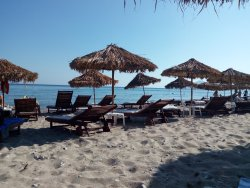 Pythagoreio Beach