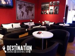 Destination Lounge & Cocktail Bar