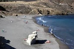 Playa Isleta del Moro
